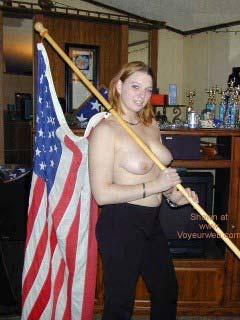 Pic #6 - A True Patriot