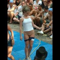 Girl 12 From Nap Wet Tshirt Contest