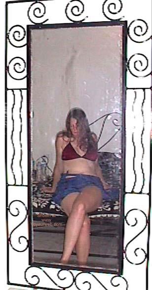 Pic #5 - Becky in Bikini