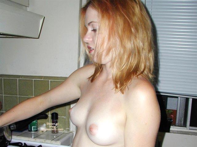Pic #7 - Cynthia K Kiss The Cook