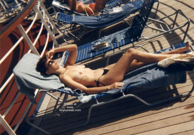 Pic #3 - Maggie On a Cruise