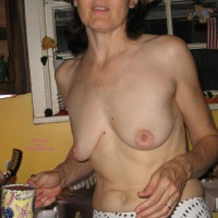 Selfconscious Older Wife