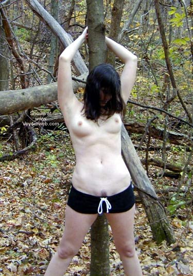 Pic #3 - Wicked Weasel in The Woods