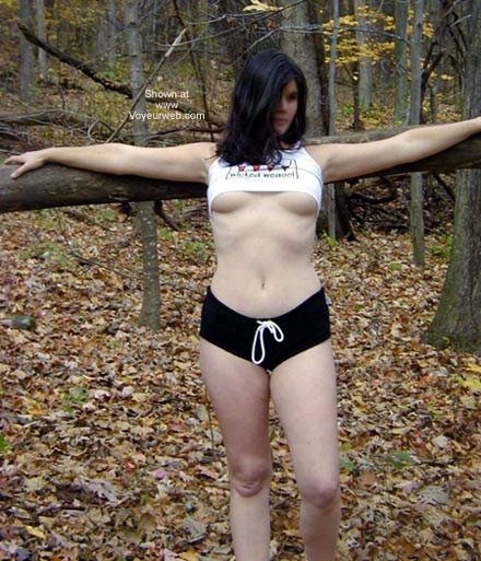 Pic #5 - Wicked Weasel in The Woods