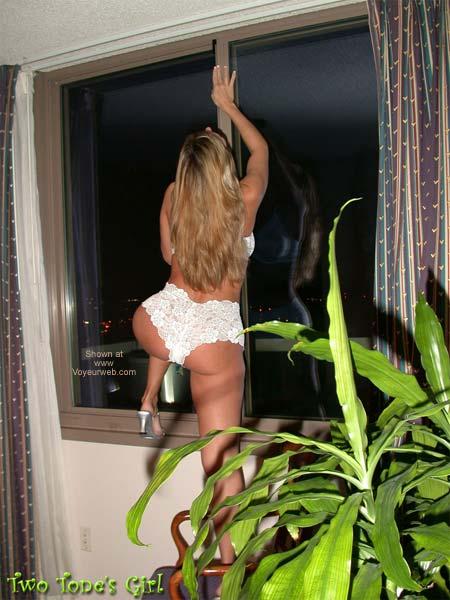 Pic #4 - Two Tone's Girl, White Panties