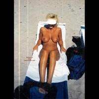 Hot Jj At The Beach