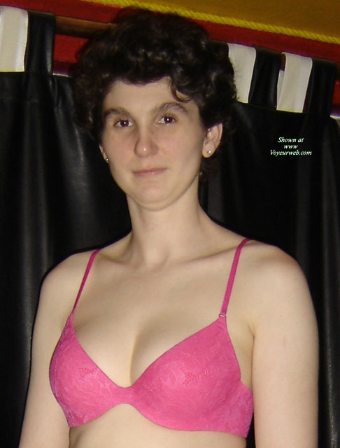 Pic #1 - Pink! , I Have Not Had A Lot Of Time To Pose For New Pics. Lately, Sorry.I Thought I Would Revist Some Of My Old Pics. I Show My Face In These, And Hope That You Enjoy. I Personaly Love The Pink Thong, And Fans Have Asked To See Pics With See Through Panties. So Here You Go Enjoy Bush Rubbing Up Against Thong Lining.I Got Very Hot And Wet Taking Pics, Hope You Get Wet Viewing Pics.<br />XOXO<br />Marie