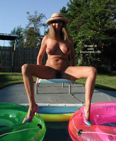 Pic #4 - Natalie at The Pool 2