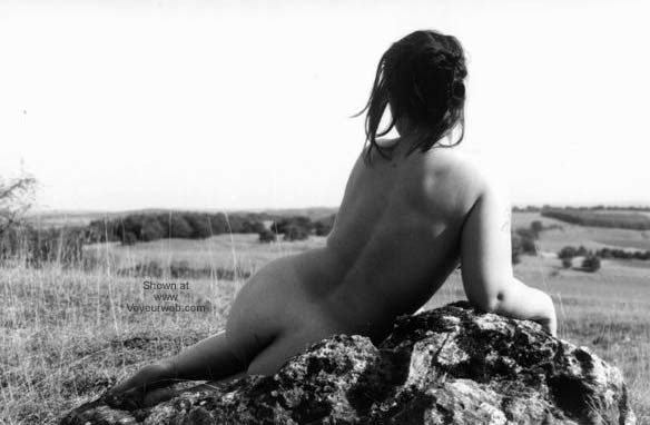 Pic #3 - My Wife Outdoors