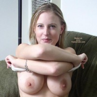 Topless Facial - Milf, Top, Topless, Undressing