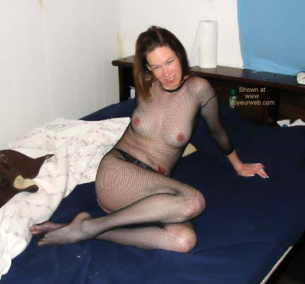 Pic #2 - 1st Time Exhibitionist