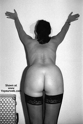 Pic #10 - Sara In Black Stockings