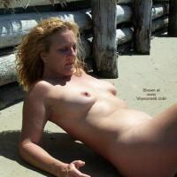 West Oz Girl in White 2