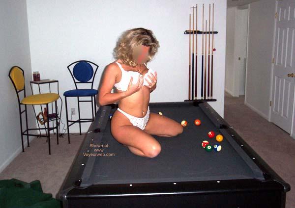 Pic #2 - Pool Table Fun