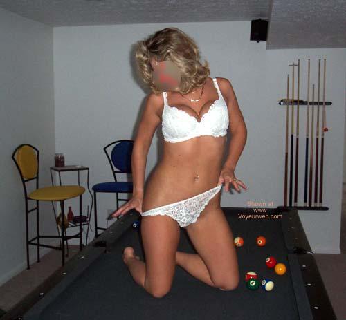 Pic #3 - Pool Table Fun