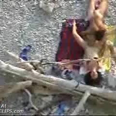 Real Sex On Nude Beach #3
