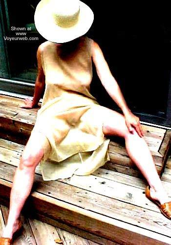 Pic #1 - Erotic Fashion in Public 50+