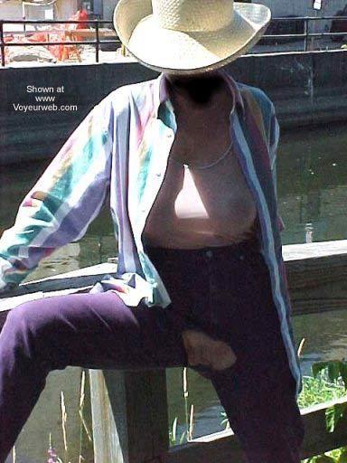 Pic #7 - Erotic Fashion in Public 50+