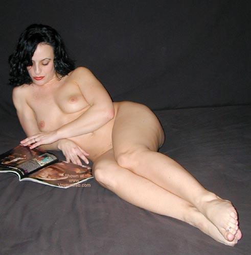 Pic #1 - Bi-Curious Wife Fantasizing