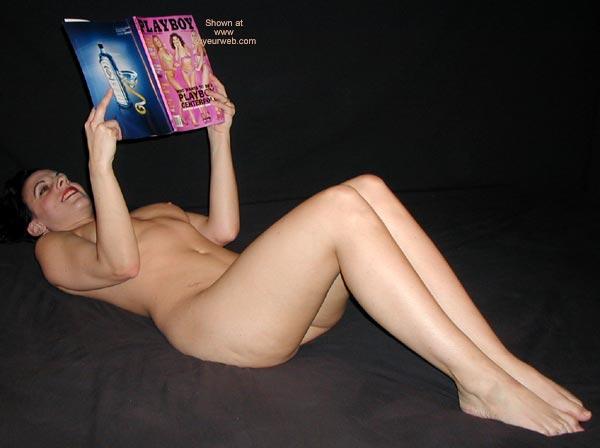 Pic #2 - Bi-Curious Wife Fantasizing