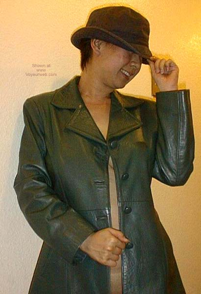 Pic #1 - Asian Dyna in a Hat and Jacket