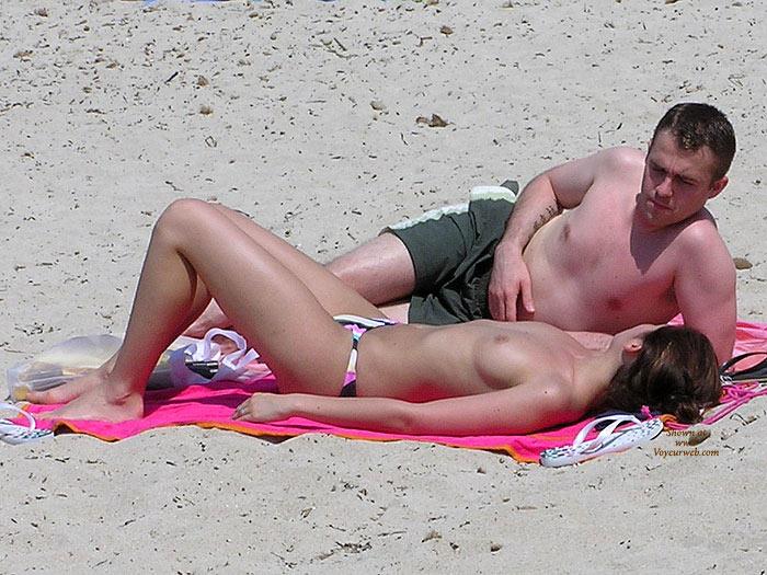 Pic #1 - Mallorca 2007 , Pretty Girl In Beach Mallorca