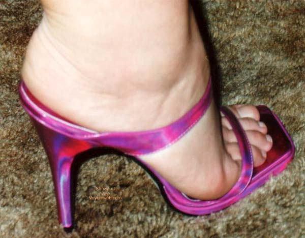 Pic #2 - High Heeled Wonder