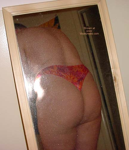 "Pic #2 - Jill's Self Pics ""My Ass"""