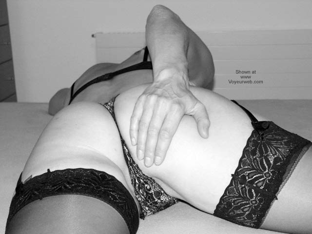 Pic #3 My Lady in BW