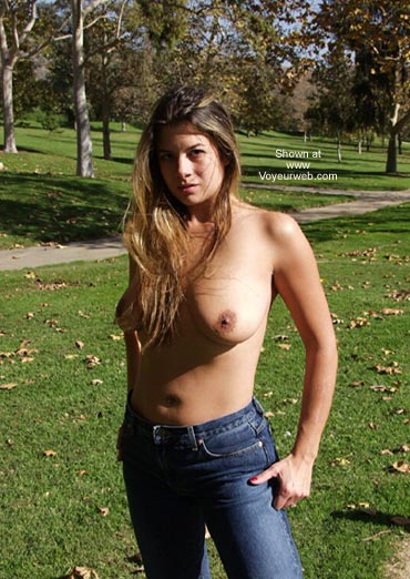 Pic #2 - Nikki in The Park