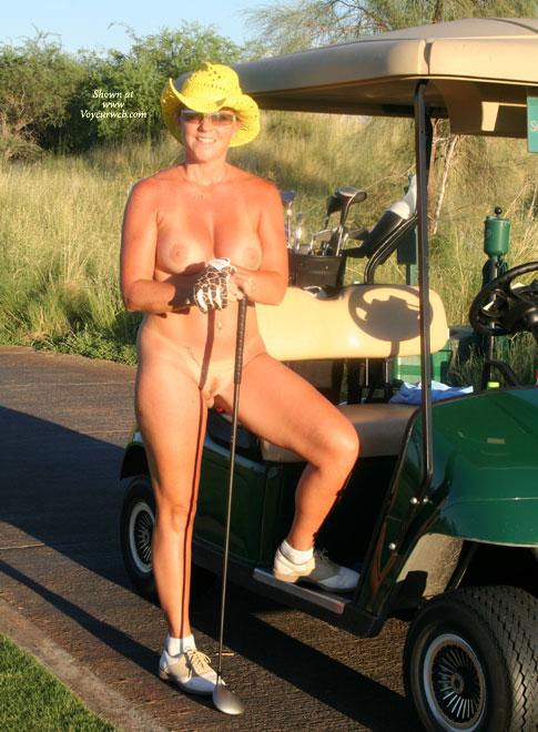 Pic #4 Cheri's Naked Sport Activities