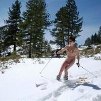 Cheri's Naked Sport Activities