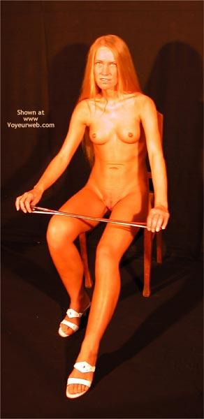 Pic #4 - Female Cello Player Plays The Solo