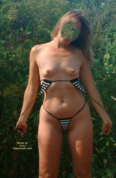 Pic #2 - Tesa Strips Outdoors