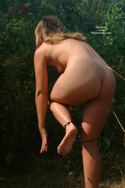 Pic #4 - Tesa Strips Outdoors