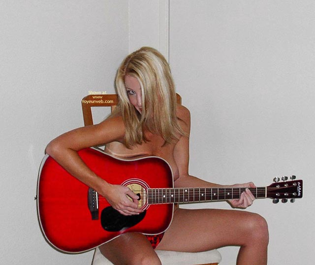 Pic #5 - Audrey The Red Guitar