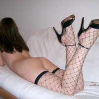 Whalenet Stockings - Heels, Naked Girl, Nude Amateur