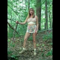 Natalie Off Trail Hiking