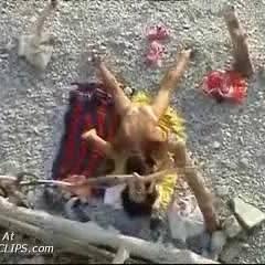 Real Sex On Nude Beach #4