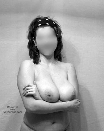 Pic #1 Sexybiwife4fun B and W
