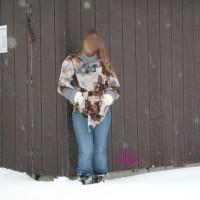 Bronzebaby~snow Bunny