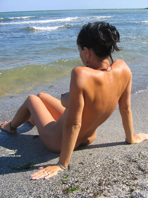 Pic #1 - A Nudist Women , Hi!She Is My Lovely And Beautiful Wife, A Nudist Women.