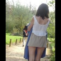 Michelle, Short Skirt