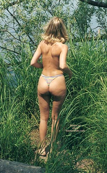 Pic #3 - Hayley Modelingat The Lake