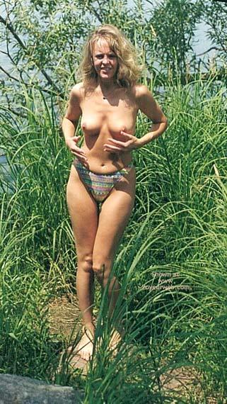 Pic #4 - Hayley Modelingat The Lake