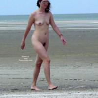 My Wife At The Beach