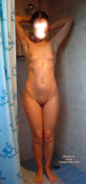 Pic #1 - My Wife Shower Shot