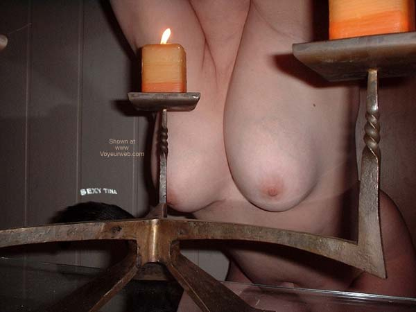 Pic #4 - Candlelight with Sexy Tina 3
