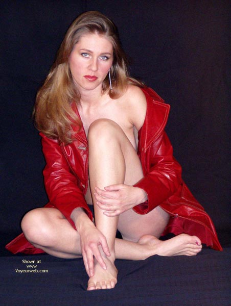 Pic #2 - Juliette Red Coat Pink Toy