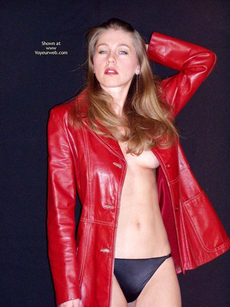 Pic #3 - Juliette Red Coat Pink Toy